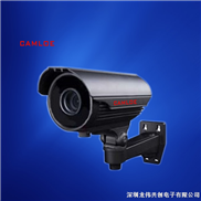 720P高清网络枪型摄像机