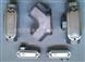 铸钢弯头 铸钢穿线盒 防爆铸钢穿线盒
