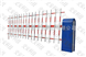 廠家生產批發雙層柵欄桿道閘,一年保修終身維護
