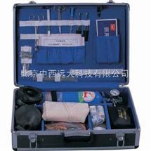 M303264综合型急救箱/综合急救箱(铝合金 国产) 型号:BS4ZHX-30库号:M303264