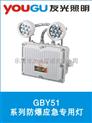 防爆应急照明灯,GBY51系列防爆应急专用灯