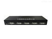 1分4DVI视频分配器,四路DVI分配器