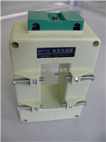 安科瑞 AKH-0.66-80III-300/5 测量型低压电流互感器 竖直母排安装