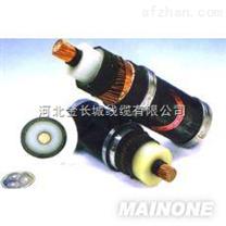 YJLLV62电缆 不锈钢钢带铠装高压电缆