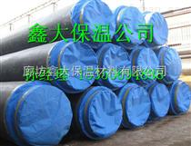 高温蒸汽塑套钢保温管生产厂家