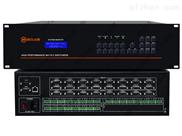 VGA矩阵16路入8路出带音频VGA矩阵切换器