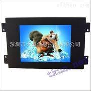 6寸彩色液晶监视器6.4寸车载视频监视器监控显示器