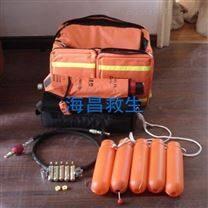 韩国气动抛投器、抛绳装置、气动抛绳器