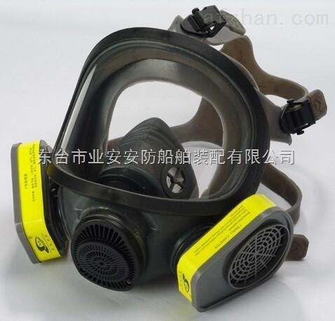 威海全面罩防毒面具生产商