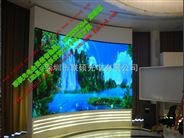 宴会厅LED彩色电子屏最佳比例是多少16:9效果