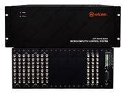 监控矩阵-av矩阵64进24出-视频矩阵切换器-主机-键盘