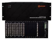 监控矩阵-av矩阵80进8出-视频矩阵切换器-主机-键盘