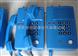 山西矿用本质安全型电话机.蓝色KTH17-II型矿用本质安全型自动电话机