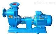 ZW型自吸式无堵塞排污泵