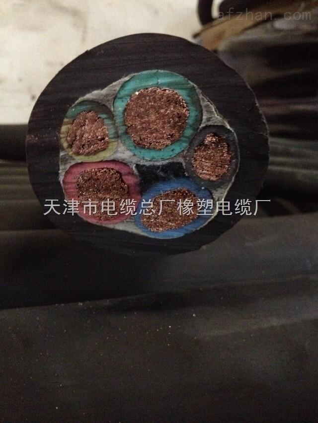 0.38/0.66KVMC采煤机橡套软电缆MC 3*50+1*10+4*4每米价格