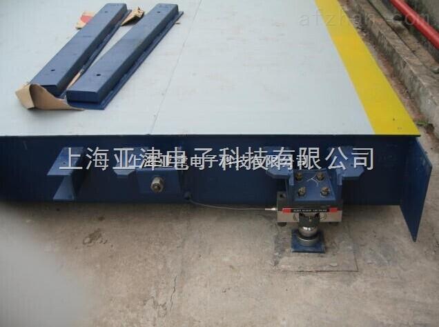 上海SCS系列动态卡车电子镑秤