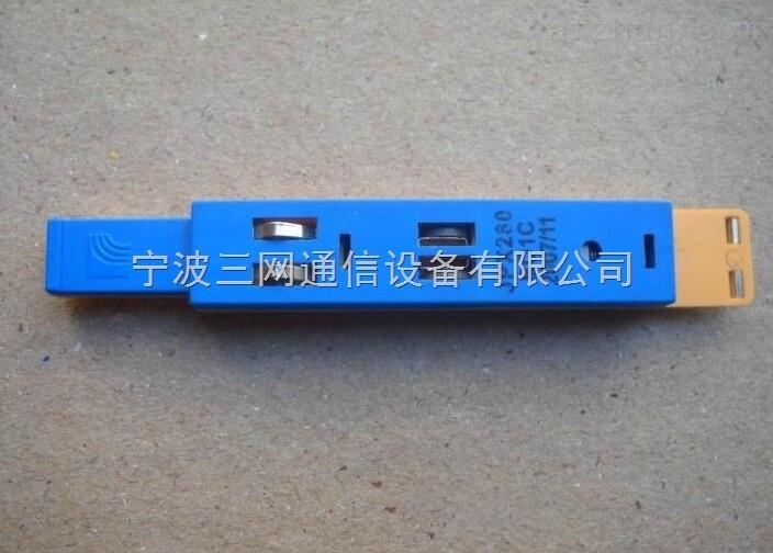 天乐保安器是插在总配线架(mdf)保安接线排上的为