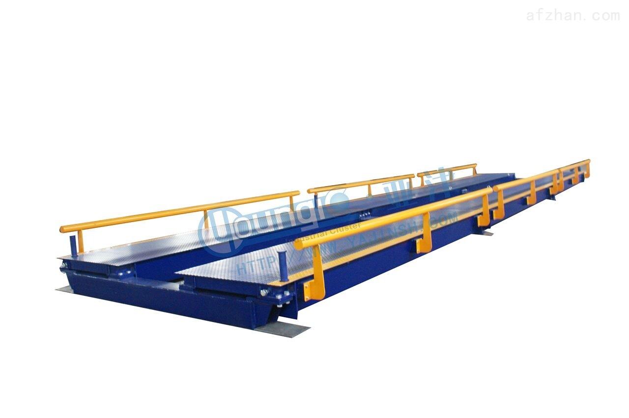 100吨上海出口型汽车衡