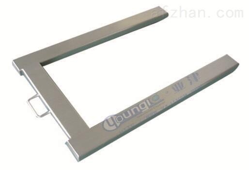 不锈钢2T便携式地磅