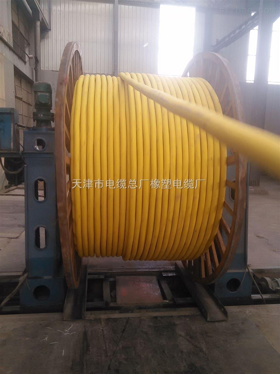 鸡西 矿用橡套电缆MC3*35+1*16价格MC电缆执行标准