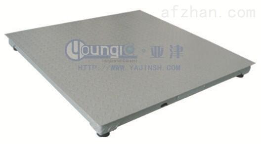 3吨单层碳钢报警功能电子磅
