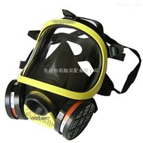 双滤盒防毒面具/防毒面罩