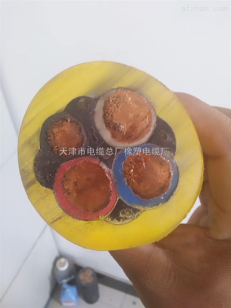 煤矿用橡套电缆UGF UGFP UGEFP高压橡胶电缆齐全