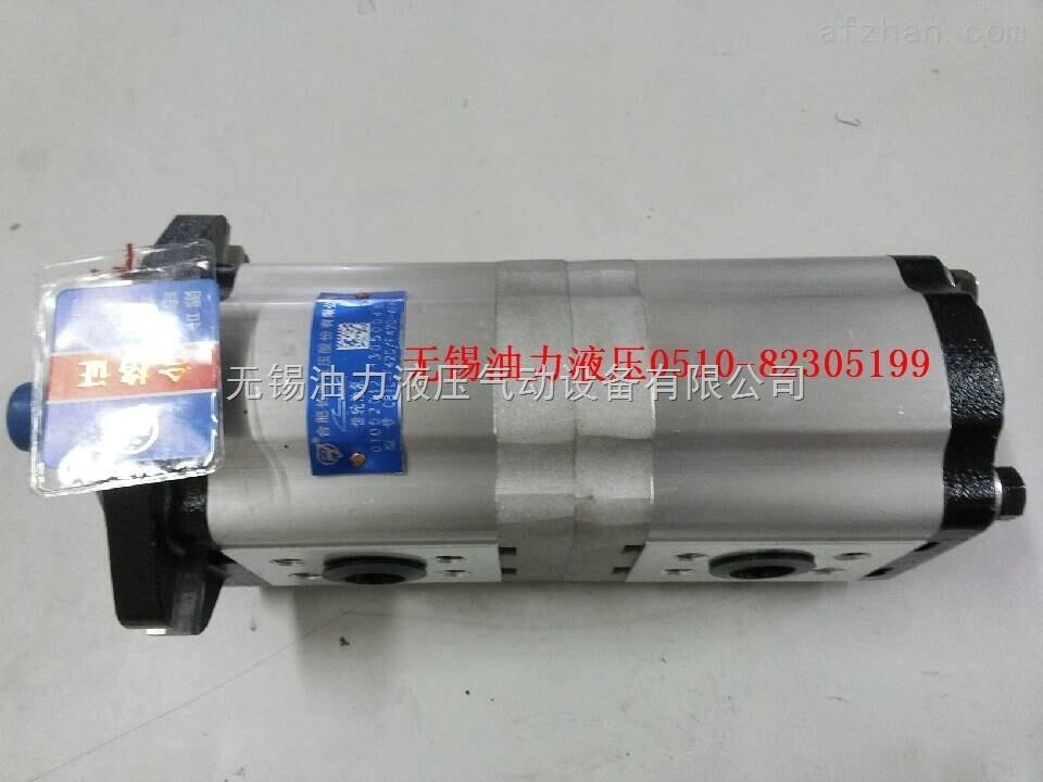 长源双联泵CBTL-F420/F410-AF&9