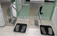 ZY-R防靜電儀通道閘 大門出入管理 直角三輥閘機管理系統