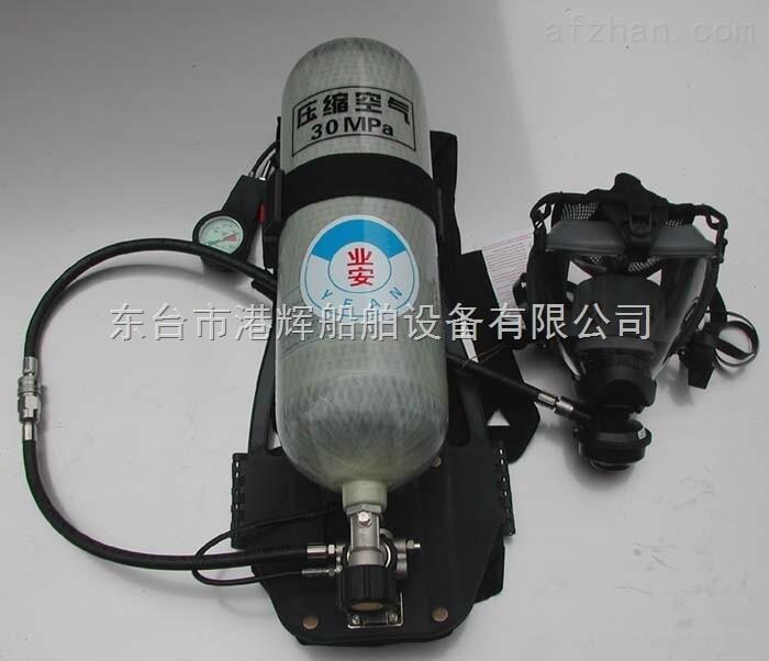 消防器材;消防自给式空气呼吸器