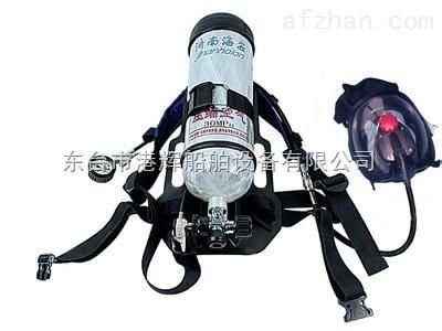 救生设备;消防空气呼吸器