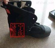 抢险救援靴布靴防穿刺救援靴防滑布靴济宁雷沃