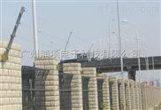 工厂电子围栏安装