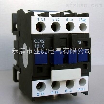 cjx2-1810交流接触器线圈电压220v