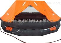 救生设备;气胀式抛头式救生筏