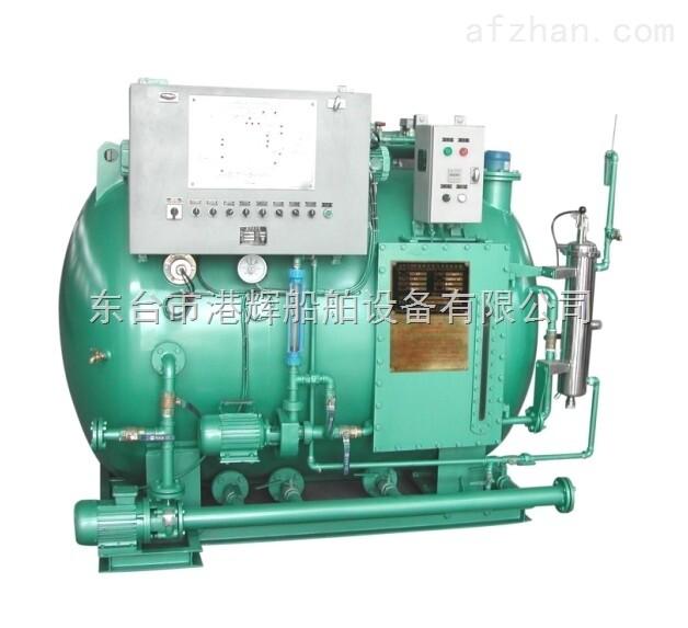 污水处理设备:新标准生活污水处理装置