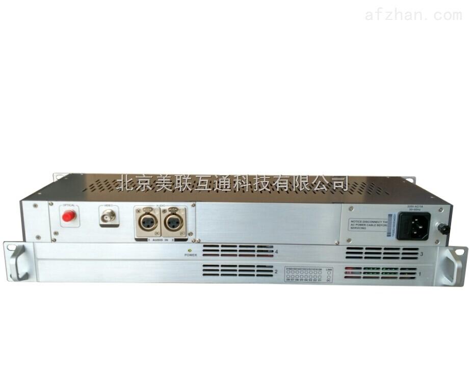 广播级甲级模拟视频光端机
