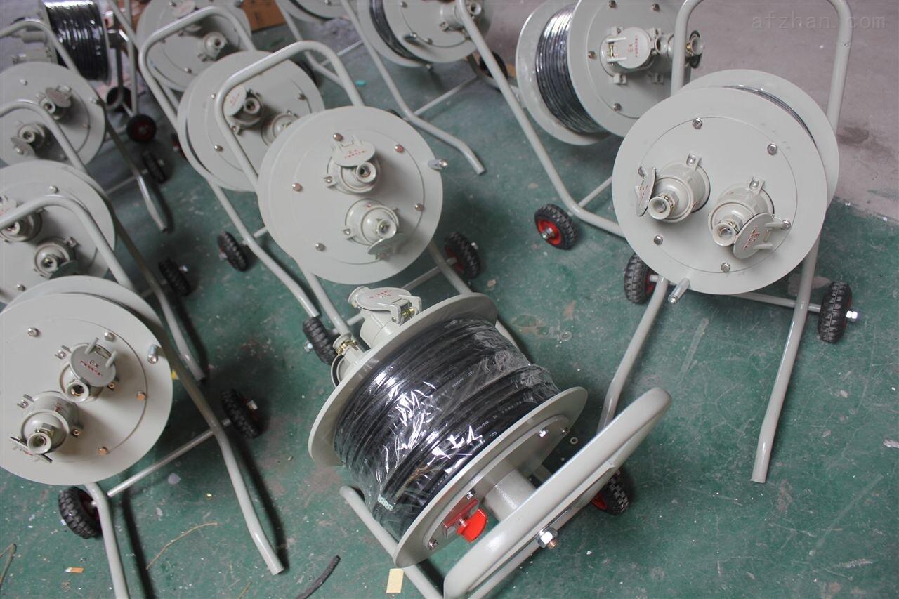 BXD51乐清厂家移动式防爆电缆盘检修防爆拖线盘