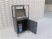 加强加高型投影机推车 机房电脑移动工作台