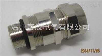 BTL-II铠装电缆夹紧密封接头M27*1.5