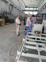 玻镁防火装饰板设备价格菱镁发泡门芯板生产线设备厂家