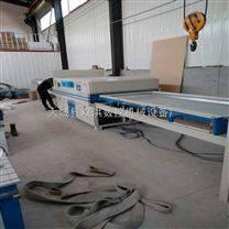 双工位卧式真空板式家具覆膜机厂家