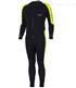 供应3mm湿式救援服,NRS原版水域潜水服(隔离保温)