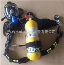 威尔VOLER制造 钢瓶空气呼吸器/6L