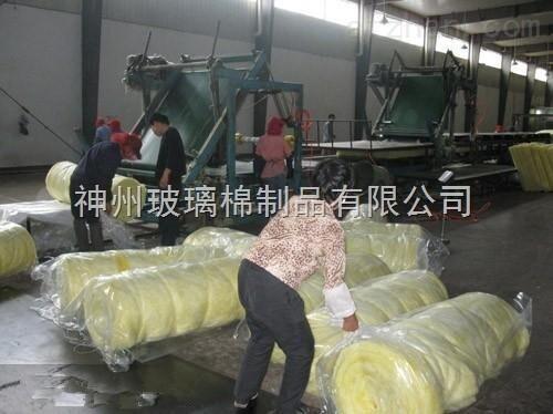 80mm玻璃棉毡生产厂家