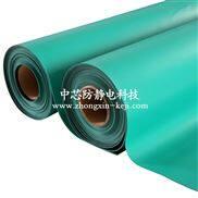 广东防静电胶皮,流水线工作台台垫,高环保绿色,ESD垫