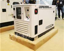 德国品质12KW静音车用柴油发电机
