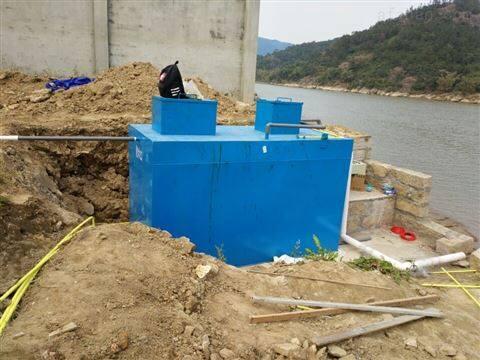 3t/h地埋式生活污水处理设备报价
