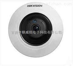 400万 DS-2CD2942F-(I)(W)(S) 鱼眼全景视频监控摄像机