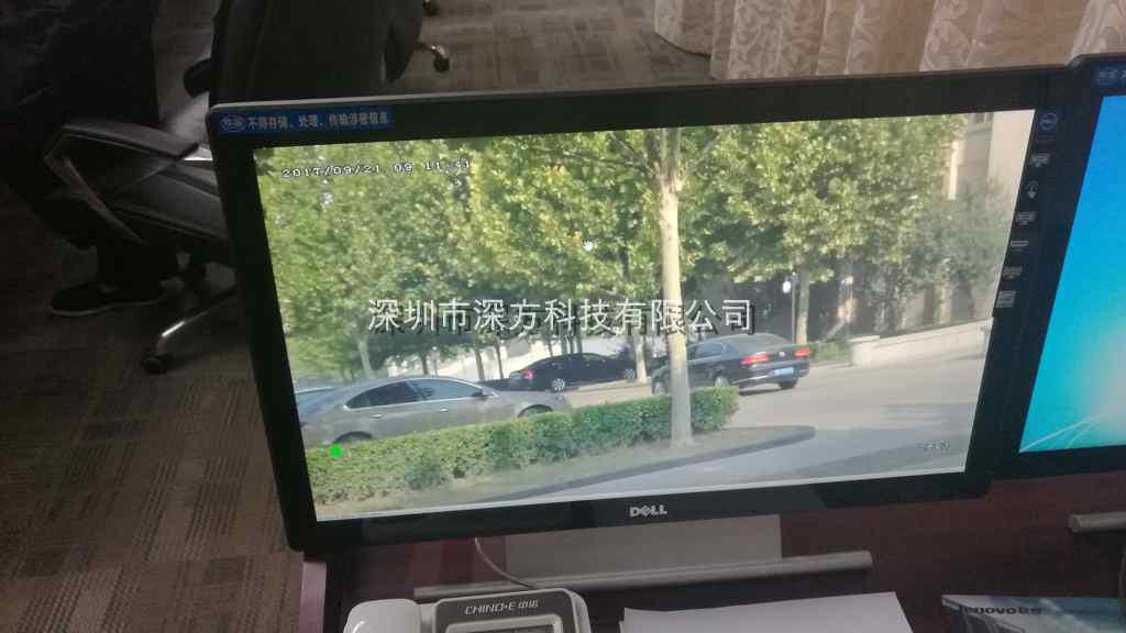 深方科技:天津市某区政府4G无线应急设备成功验收